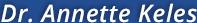 Dr. Annette Keles Logo
